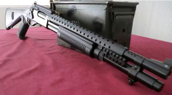 Custom Tactical Remington 870 Review