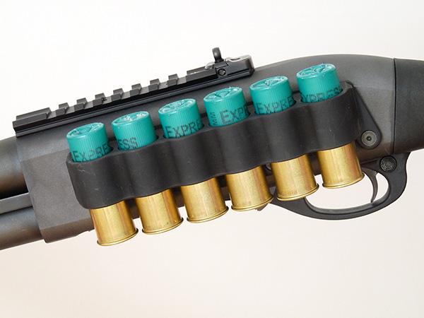 5 Remington 870 Shotgun Side Saddles (Shell Holders)