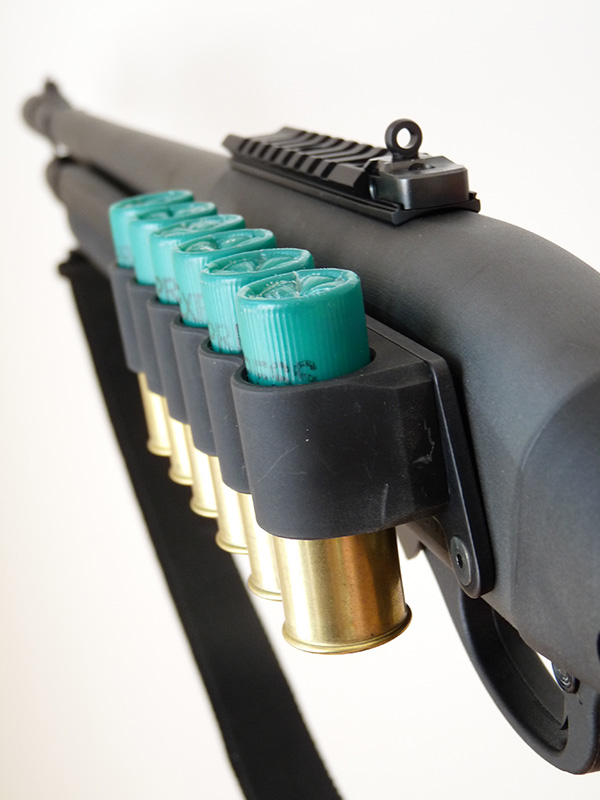 Remington 870 Mesa Tactical 6 Shot Sidesaddle