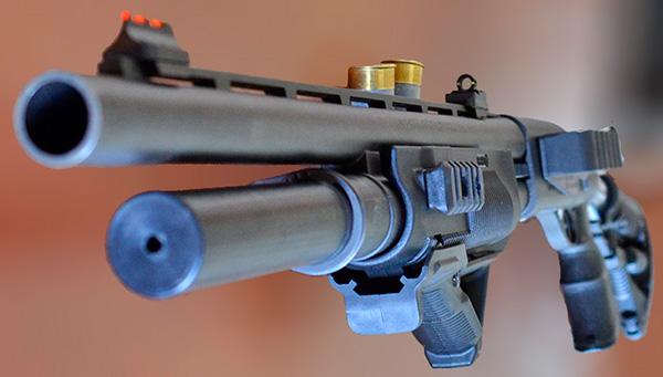 Remington 870 TruGlo Fiberoptic Sight