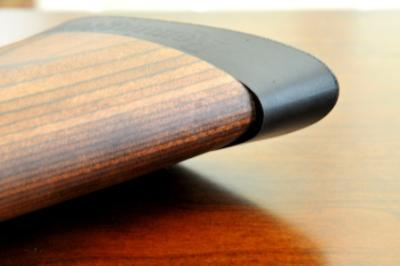 Improper fit of SuperCell pad on a wood 870 stock
