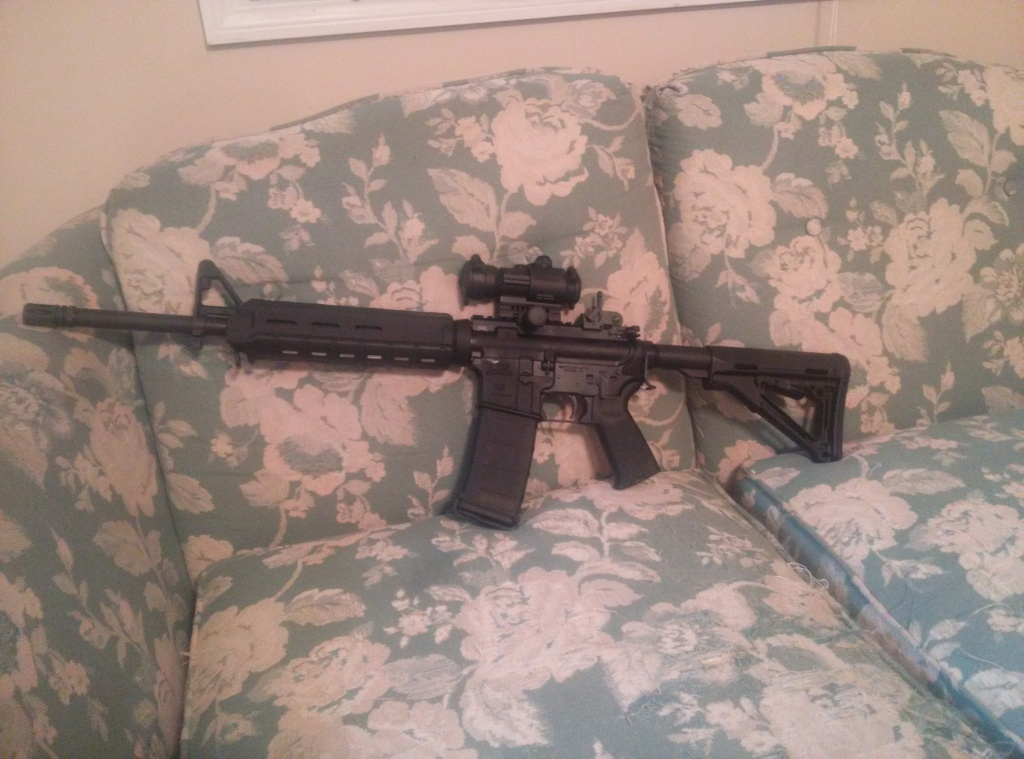 More AR-15 Photos from Remington 870 Forum