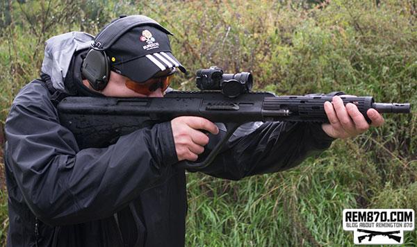 Shooting Trainings Today: Shotgun and Rifle