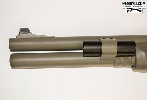 Fab Defense Flashlight with CDM Gear Clamp