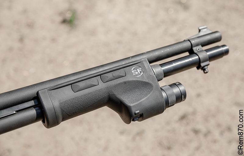 Surefire Shotgun Forend Light for Remington 870 (DSF-870) Review