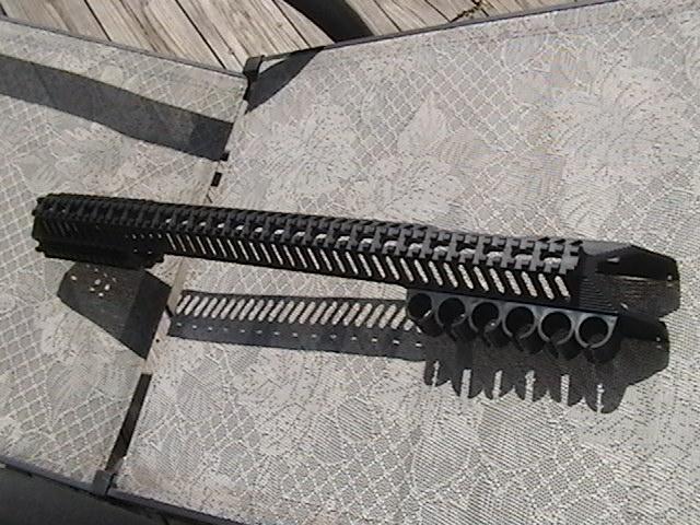 Aimtech Warhammer Shotgun Mount, Remington 870