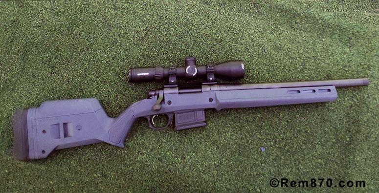 Remington 700 Rifle Stock
