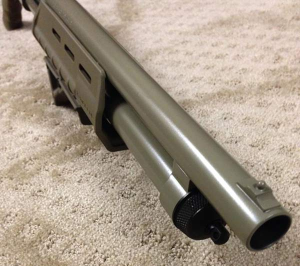 Duracoated Remington 870 Tactical