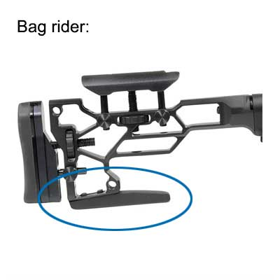 Rifle Bag Rider