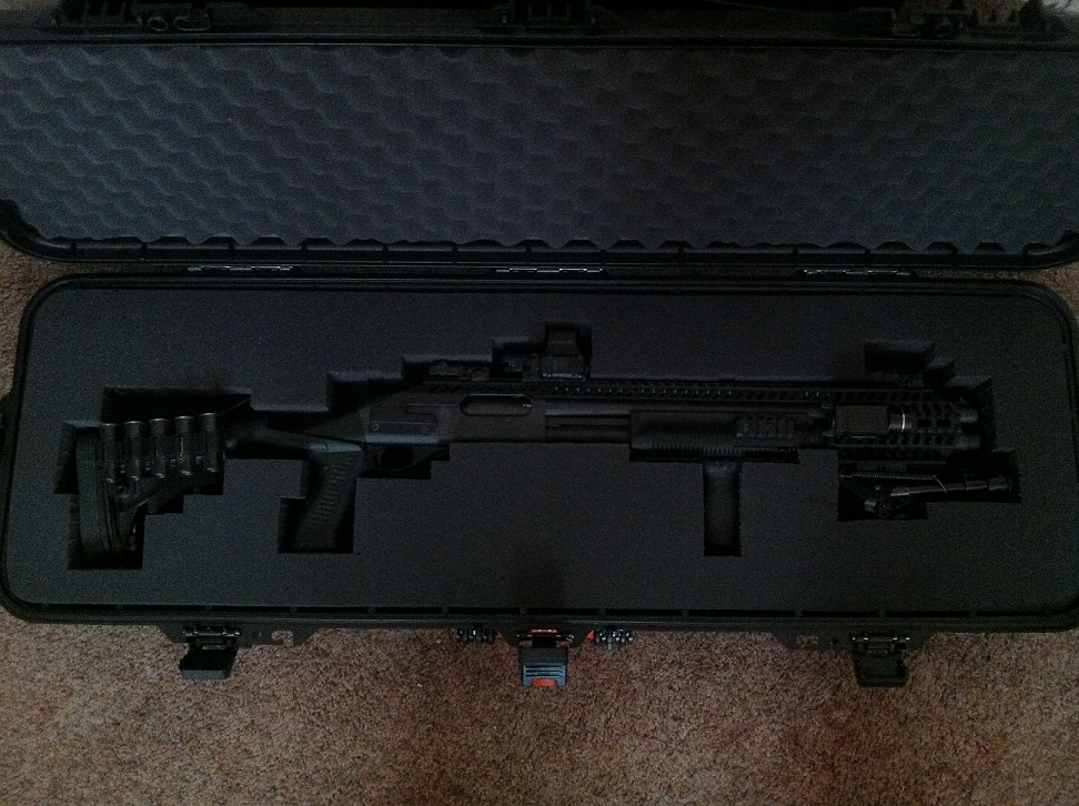 The Most Tactical Remington 870 Ever