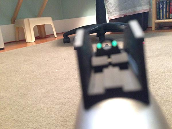 Ghost Ring Sights for Remington 870 From Spitfire Armory