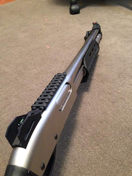 Mossberg A Ghost Ring Sight Kit