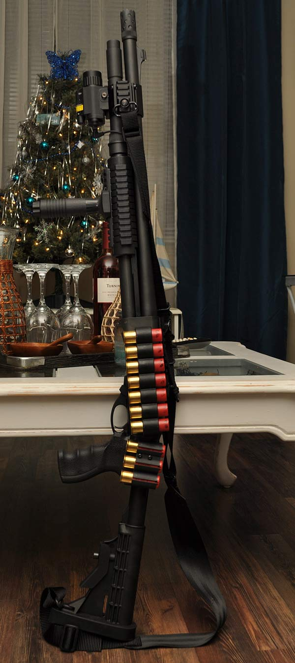 Christmas Remington 870