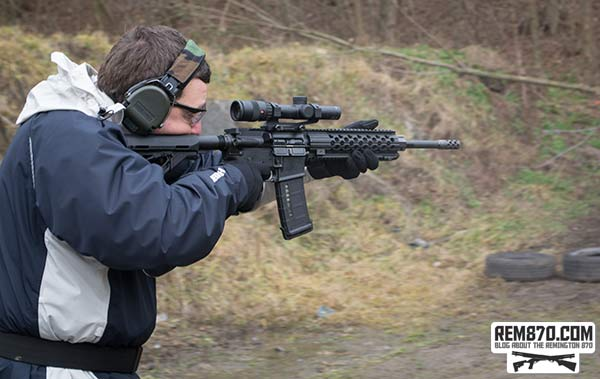 Rifle Training AR-15
