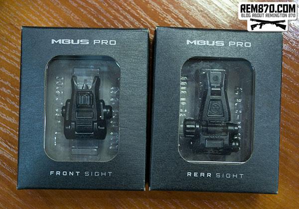 Magpul MBUS Pro AR-15 Backup Sights Review