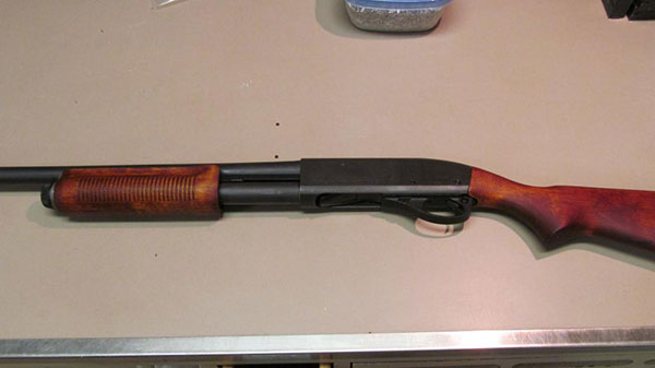 Remington 870 Stock/Forend After Restoration