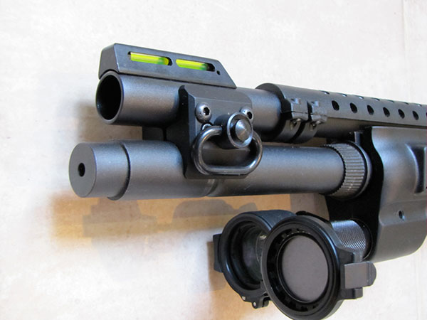 Tactical Accessories for Remington 870