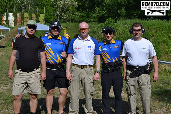CESO 2014 Central European Shotgun Open