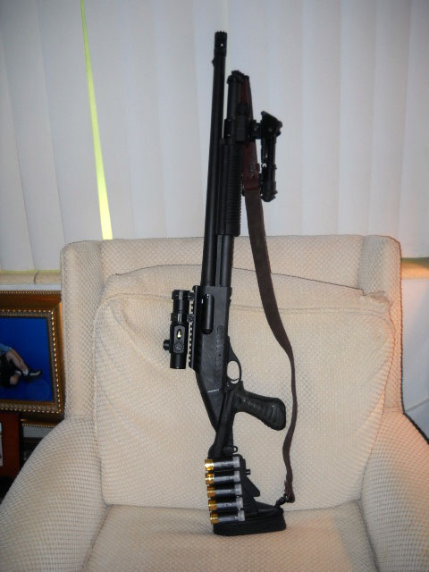 New Photo for Remington 870 Contest