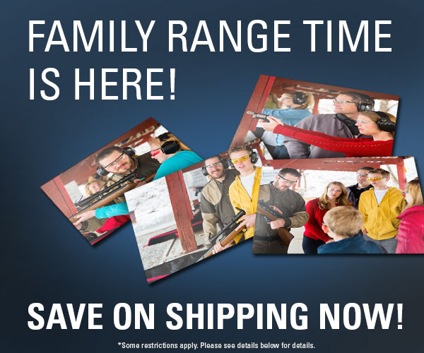 Save on shipping with Brownells (Promo Codes)