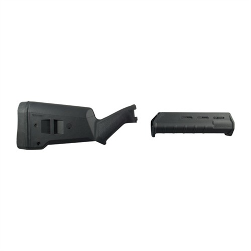 Black Magpul Stock and Forend for Remington 870