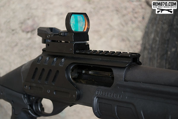 Holographic Sights on Firearms