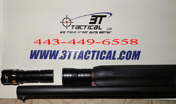 3T Tactical Shotgun Tactical Ultra-Illumination Device (S.T.U.D)