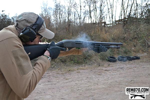 Remington 870 Tactical Shotgun, Description, Advantages, Where to buy