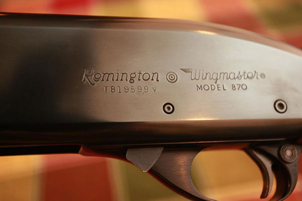 Differences Between Remington 870 Express, Police and Wingmaster