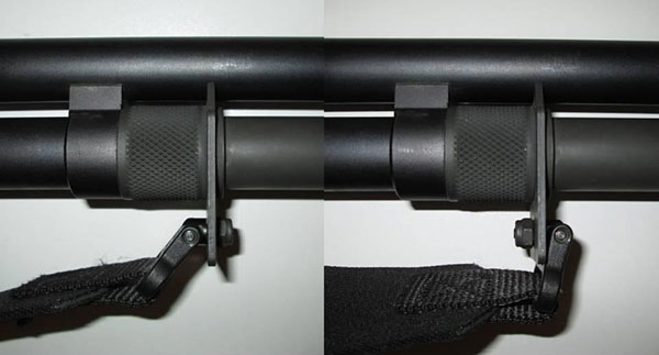 Wilson Combat Magazine Extension Sling Attachment Options