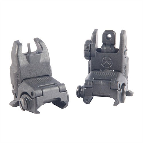 Magpul Gen 2 MBUS Front Folding Sight and Rear Flip Sight