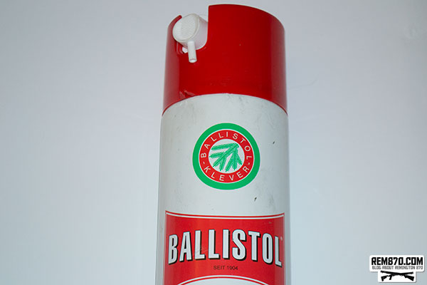 Ballistol Oil Spray