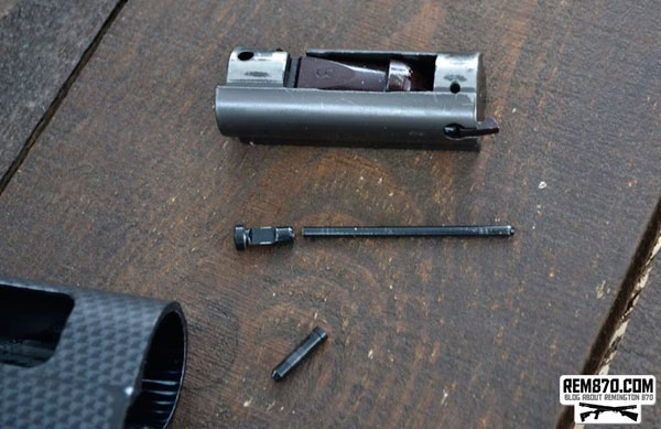 Fabarm Shotgun: Broken Firing Pin