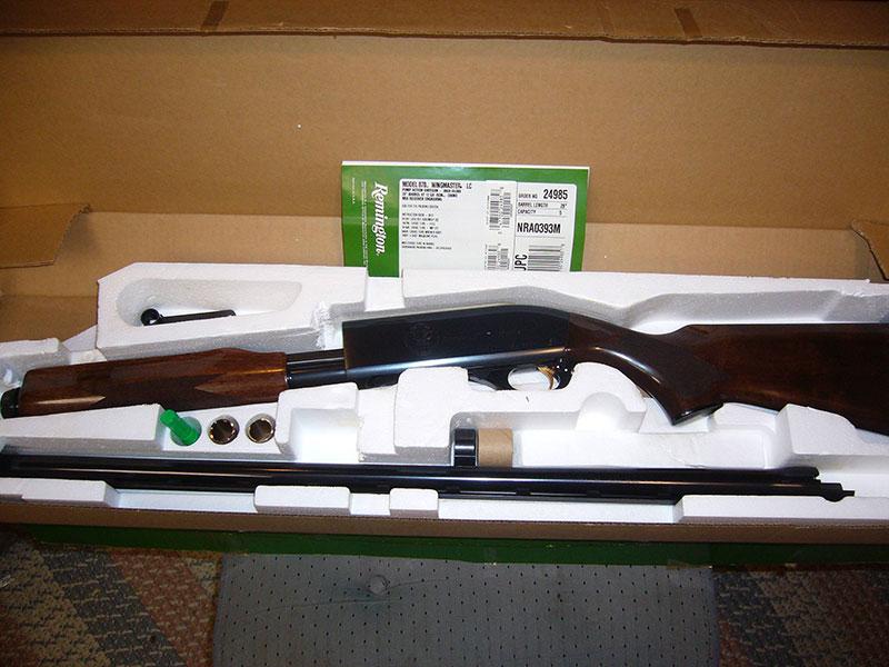 NRA Remington 870