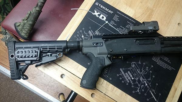 More Pics of Remington 870