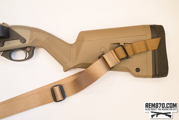 Specter Gear CQB Sling For Remington 870 with Magpul SGA Stock
