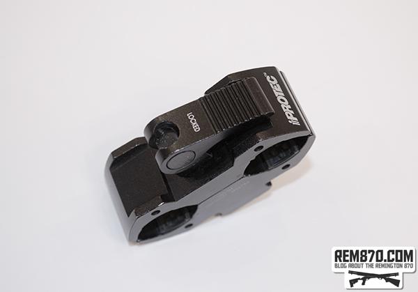 iProtec NEBO 5598 Universal Long Gun Light Mount