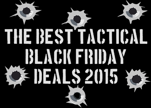 The Best Tactical Black Friday Deals 2015