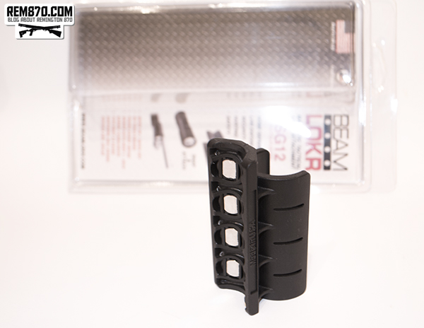 Beam Lokr Magnetic Tactical Light Attachment for Shotgun