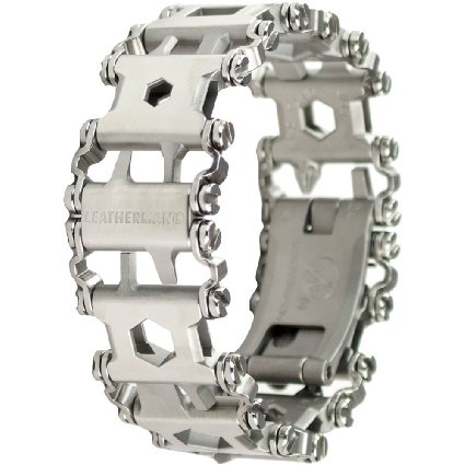 Leatherman Tread Bracelet - The Travel Friendly Wearable Multi-Tool