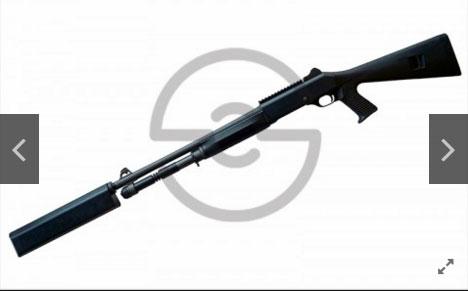 Shotgun Silencer (Suppressor)