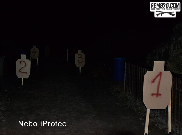 Nebo iProtec Flashlight Test