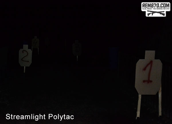 Streamlight Polytac Flashlight Test