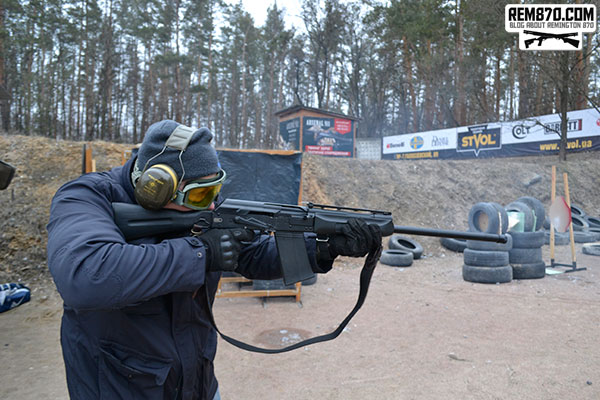 Tactical Shotgun Training Photos