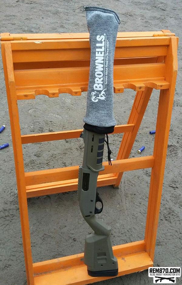 Gun Sock Shotgun Remington 870