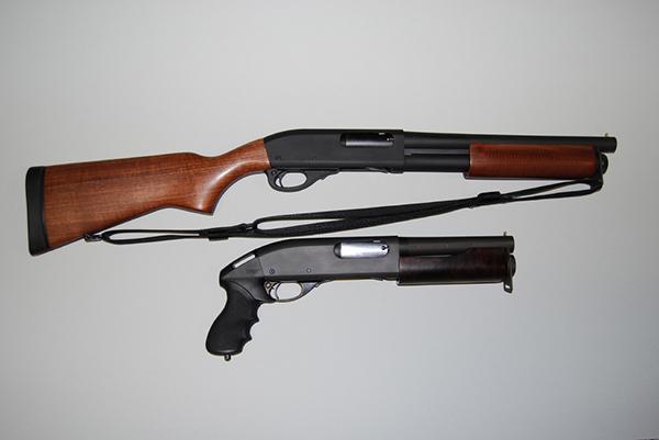How to make Remington 870 Short Barreled Shotgun