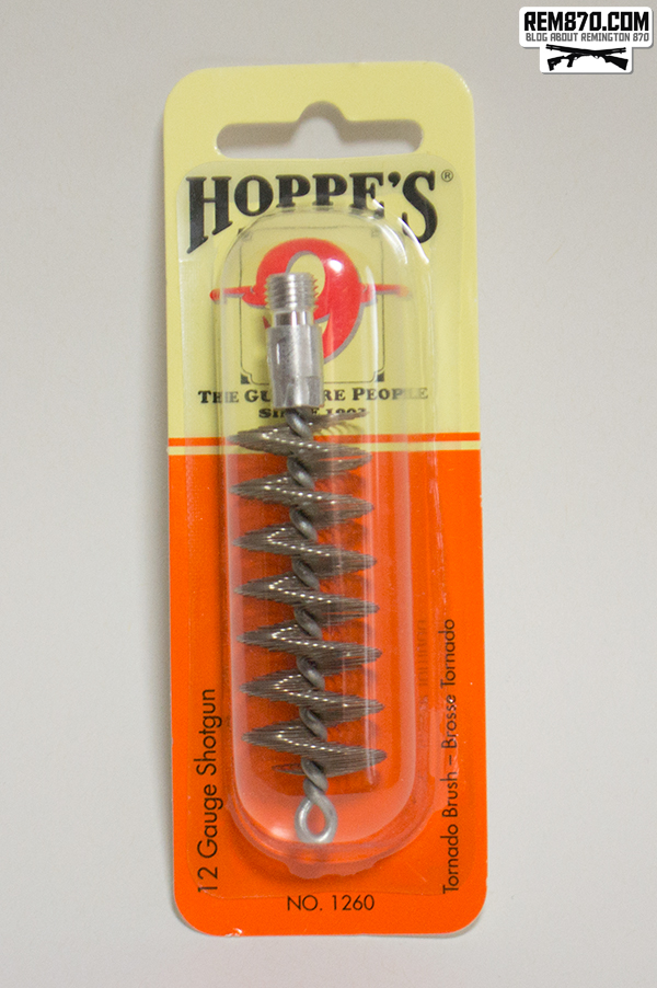 Hoppes Tornado Brush