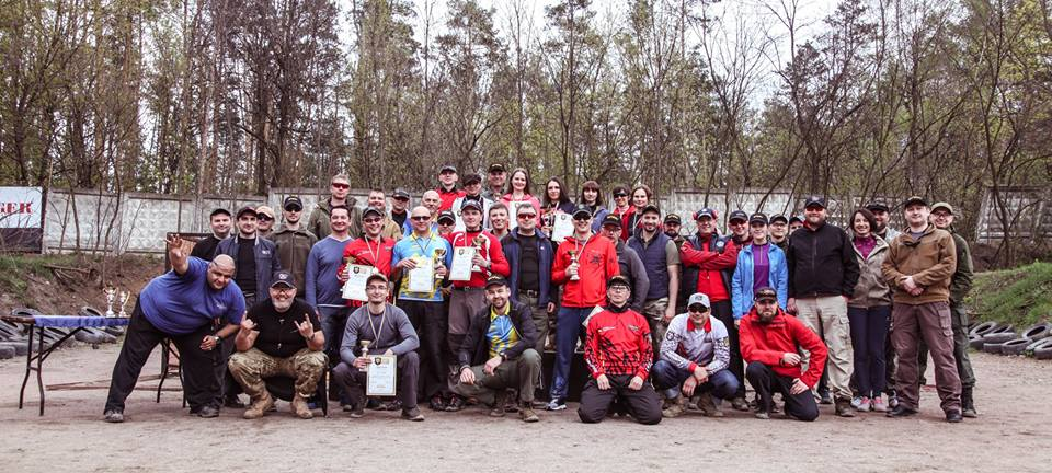 Kyiv Shotgun Open, 2016, Practical Shooting