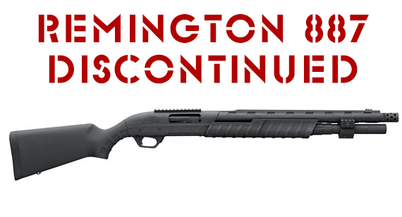 Remington 887 Nitro Mag Shotgun Discontinued