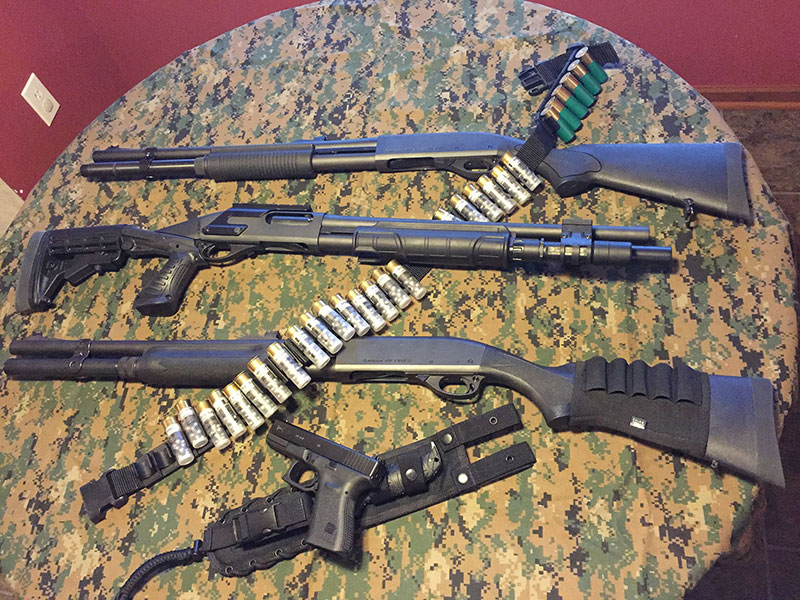 First Photos for the Remington 870 Photo Contest 2016